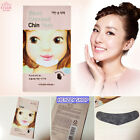 ETUDE HOUSE Black Charcoal CHIN Pack Blackhead Masks Patches Korean Cosmetics