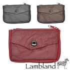 Lambland Mens / Womens Small Genuine Leather Key / Coin Pouch