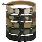 """Camping Outdoor 2"""" Tactical Combat Gear Utility Padded Nylon Duty Belt"""