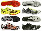 NEW MENS SAUCONY SPRINT SPIKES / RUNNING SPIKES - ALL SIZES - SAVE OVER 40%