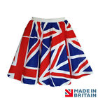 Olympic TEAM GB union jack Circle Skirts Rock n Roll, QUEENS street Party UK