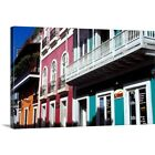Premium Thick-Wrap Canvas Wall Art entitled Puerto Rico, Old San Juan. Street