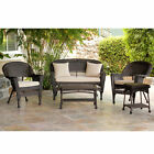 5 Piece Patio Conversation Set with Cushions by Jeco