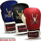 Boxing Gloves Sparring Professional Punch Bag Training MMA Mitts 10/12/14/16oz
