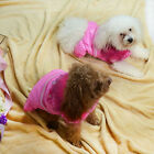 1 PC Puppy Pet Dog Cat Clothes Hoodie Sweater Coat Costume Apparel S-3XL New