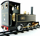 MSS LOCO 1 GAUGE LIVE STEAM ENGINE - KIT ONLY (with video)
