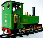 MSS LOCO 1 GAUGE STEAM ENGINE - KIT AND BUILT