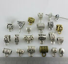 Внешний вид - Mixed Gold/Silver/Bronze Connectors Spacer Bail Beads Charms Jewelry Findings