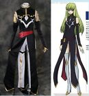 H-3164 Code Geass C.C. black white Kleid dress Cosplay Kostüm costume nach Maß