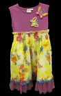 Girls dress summer ex store (DESIGNERS AT DEBENHAMS) RRP £23 age 3 4 5 6 7 NEW!