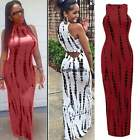 Sexy Womens Sleeveless Bodycon Ball Party Evening Formal Maxi Long Dress OO55