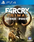 New Sony PlayStation 4 Games Far Cry Primal HK Version Chinese/English Subs