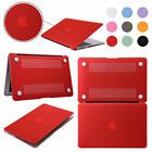 """Hard Plastic Case Keyboard Cover For Apple MacBook Pro 13"""" / 15"""" US Warehouse"""