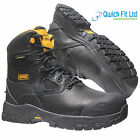 MENS MAGNUM WATERPROOF STEEL TOE CAP SAFETY WORK BOOTS SHOES COMBAT MILITARY SZ