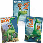 Disney The Good Dinosaur Birthday Card Cards 2 3 Boy Arlo Caveboy Spot