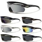 Внешний вид - Mens Cycling Triathlon Baseball Water Sports Sunglasses Half Frame Youth Glasses