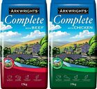 ARKWRIGHTS - (15kg) - Working Dog Food bp Active Pet Feed vf PawMits Biscuits kg