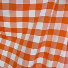 ArtOFabric Checkered Polyester Curtain Valance 58-Inch by 14-Inch