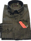 Camicia uomo Jo Sorrento tg. 42 16½ Cotone Quadri Shirt Button-down Villareal 4