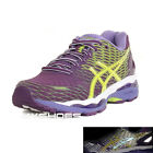 ASICS GEL NIMBUS 18 LITE SHOW WOMENS RUNNING SHOES T65XQ.3389 +  RETURN TO MEL