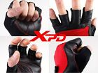 Gym Gloves Fitness Sports Half Fingers Weightlifting Training Wrist Wrap Lifting