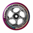 Team Dogz Pro 110mm Alloy Chrome Core Stunt Scooter Wheel Bearings & Spacers inc