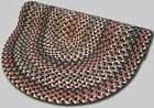 New Englands Best Pioneer Valley II Country Oval Braided Rug Indian Summer #77