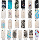 For Samsung Flexible Soft TPU Gel Silicone Protective Back Case Cover + 2 Gift