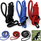 1x Pet Dog Nylon Rope Training Leash Slip Lead Strap Adjustable Traction Collar