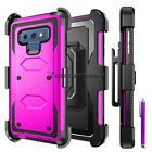 """For Samsung Galaxy Tab 4 7.0""""/ 7-inch T230 Tablet Stand Rugged Cover Hard Case"""