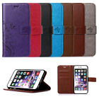 For Samsung Galaxy Wallet PU Leather Stand Flip Card Magnet Case Cover + 2 Gift
