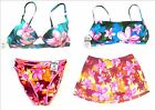 NWT Sunsets Hot Summer Nights Bikini Swimsuit Separates Sz S-XL