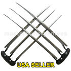 2Pcs New X-Men Wolverine Blade Claws High Quality of Refinement Cosplay USA SHIP