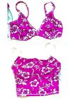 NWT Sunsets Separates ID Orchid Swimsuit Separates