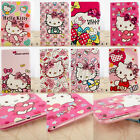 """Colors Hellokitty With Bowknot Leather Wallet Case Cover For iPad Mini& Pro 9.7"""""""