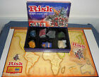 RISK BOARD GAME SPARES PIECES FIGURES RULES PLAYING BOARD CARDS CAVALRY 2004