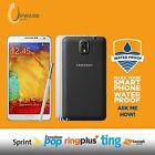 Samsung Galaxy Note 3 III SM-N900P (32GB, 64GB) Sprint Ting Boost Black White <br/> Same-Day Shipping! #1 Customer Service 60 Day Warranty!