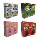 45g x 4 boxs Glico Pocky Thai Chocolate Biscuit Stick Coated Confectionery