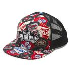 "VANS Cappello UOMO Cap ""Classic Patch Trucker"" NEW Snapback NUOVO Mens ERA 2 Col"