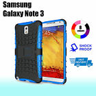 Premium Heavy Duty Shock Proof Tough Cover Case for Samsung Galaxy Note 3