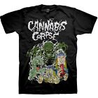 Cannabis Corpse Ghost Ripper Shirt S M L XL Official Tshirt Death Metal T-Shirt