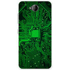 Circuit Motherboard Computer Close Up Hard Case For Microsoft Lumia 650