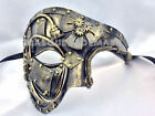 Steampunk Masquerade Ball Mask Burning Man Coachella Costume Dance Prom Party