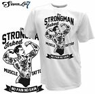 T-Shirt Fitness Rockabilly  Retro Tattoo Bodybuilding Kraftsport Training Sport online kaufen