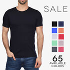 cream shirts for men - Bella + Canvas Men's Jersey Crew T-Shirt Premium Fit Basic Plain Tee Shirt 3001