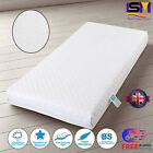 NEW  QUILTED BABY COT BED/TODDLER MATTRESSES WATERPROOF BREATHABLE ALL SIZES