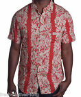 Ralph Lauren Denim & Supply $65 Rayon Red Floral Button Up Shirt Choose Size