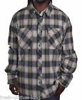 Artful Dodger Button Up Shirt Mens $88 Olive Double Front Woven Choose Size