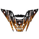 Sled Wrap Snowmobile Decals Graphics fits Polaris Edge RMK XC 02-10