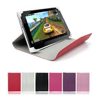 "Universal Folio Leather Case Cover Stand For 7""/9.7"" Android Tablet PC MID PDA"